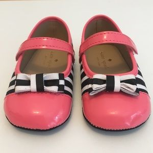 Kate Spade Baby Mary-Janes